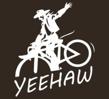 YeeHaw Bicycle (dark) by KraPOW