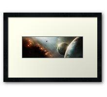 Nemesis Framed Print