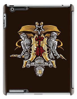 Browncoats Misbehave - Ipad Case #2 by TrulyEpic