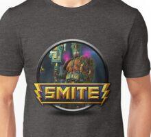 Smite Chaac Logo Unisex T-Shirt