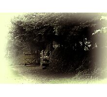 Church Gate Photographic Print