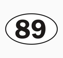 89 - Oval Identity Sign by Ovals