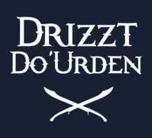 Drizzt Do'Urden - lite by Kirdinn