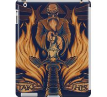 Take This - Ipad Case #2 iPad Case/Skin