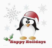 Christmas Holidays Pingu by WeWantThat