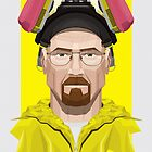 Walter White in Lab Gear by MrPeruca