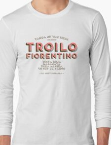 2013/20 Troilo Fiorentino - Red Long Sleeve T-Shirt