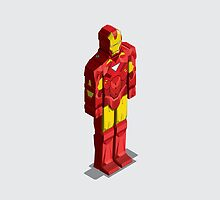 Ironman by MrPeruca