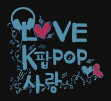 LOVE kpop SARNAG by cheeckymonkey