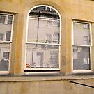 Old Georgian Reflections, Bath by Sue Ballyn