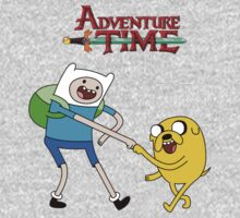 Adventure Time (Finn&Jake) by rohankz