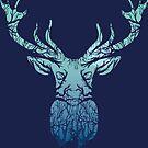 Morning Deer by piercek26