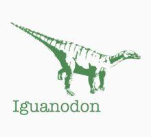 My Favourite Dinosaur: The Iguanodon by HungryHorace