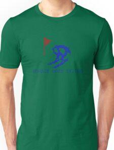 Vintage Look Retro Arcade Horace Goes Skiing Unisex T-Shirt
