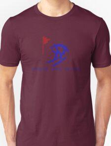 Vintage Look Retro Arcade Horace Goes Skiing T-Shirt