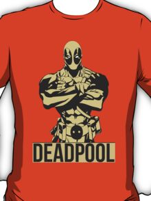 Deadpool Vector T-Shirt