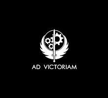 Brotherhood of Steel - Ad Victoriam by Sacha Gonzalez De Muer