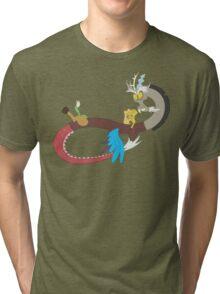 My little Pony - Discord Tri-blend T-Shirt