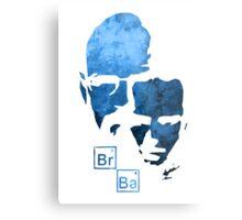 Breaking Bad - Blue Sky Walt & Jesse Metal Print