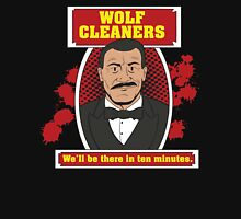 Wolf Cleaners Unisex T-Shirt