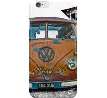 VW Split Screen iPhone Case/Skin