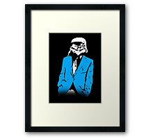 Stormtrooper Party Framed Print