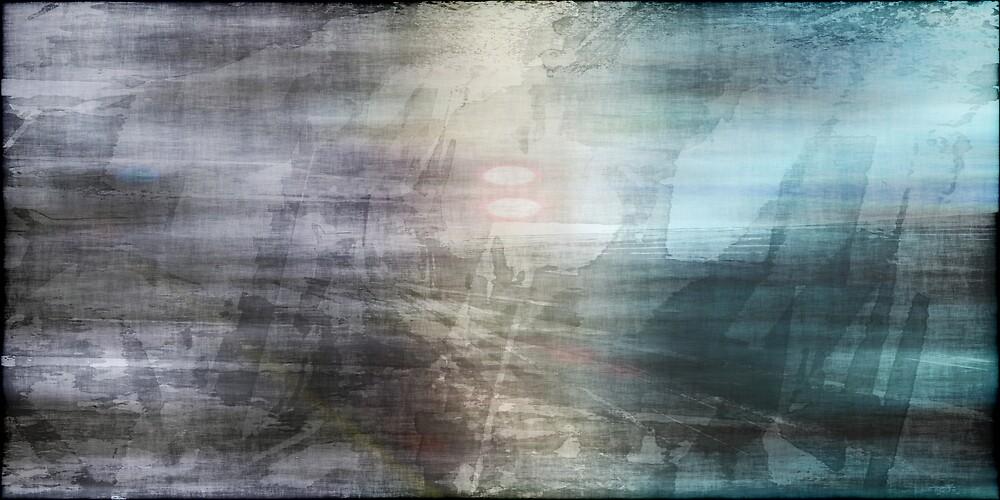 Reality Runs Up Your Spine by Benedikt Amrhein