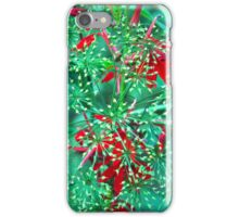 chistmas card iPhone Case/Skin