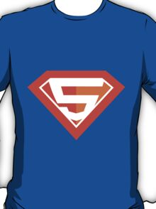 HTML5 Superhero T-Shirt