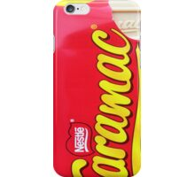 Caramac iPhone Case/Skin