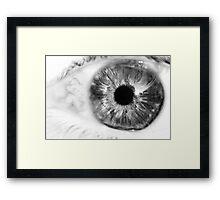 Ocularis Infernum Framed Print