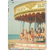 Seaside Carousel iPad Case/Skin