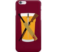 The Cornetto Trilogy iPhone Case/Skin