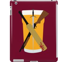 The Cornetto Trilogy iPad Case/Skin