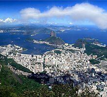 Rio de Janeiro, Brazil by Miguel De Freitas