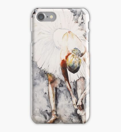 Back stage iPhone Case/Skin