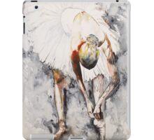 Back stage iPad Case/Skin