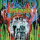 Siko Skull - Modern Gothic Fantasy by Laura Barbosa