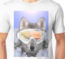 TRAIL BLAZE WOLF Unisex T-Shirt