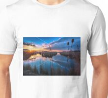 Reeds and Reflections Unisex T-Shirt