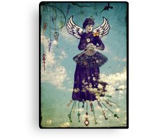 The Cost of Flying Canvas Print