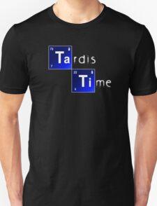 Tardis Time - Whovian Tee T-Shirt