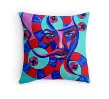 The Truth Of The Opera House Throw Pillow