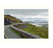 Ring of Kerry - Ireland Art Print