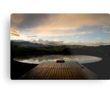 Drakensberg mountains, South Africa Metal Print
