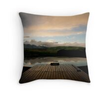 Drakensberg mountains, South Africa Throw Pillow