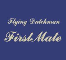 Flying Dutchman First mate by Radwulf