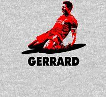 Steven Gerrard Liverpool Celebration Unisex T-Shirt