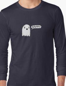 spoopy Long Sleeve T-Shirt