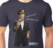 I wanted to be an aeroplane!  Unisex T-Shirt